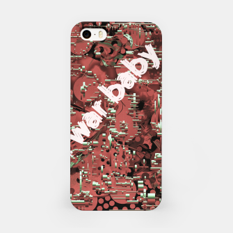 Thumbnail image of Its a war baby  iPhone Case, Live Heroes