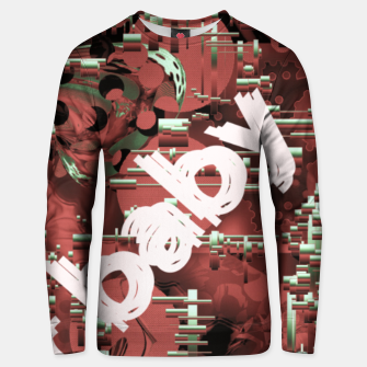 Thumbnail image of Its a war baby  Unisex sweater, Live Heroes