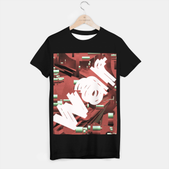 Thumbnail image of Its a war baby  T-shirt regular, Live Heroes