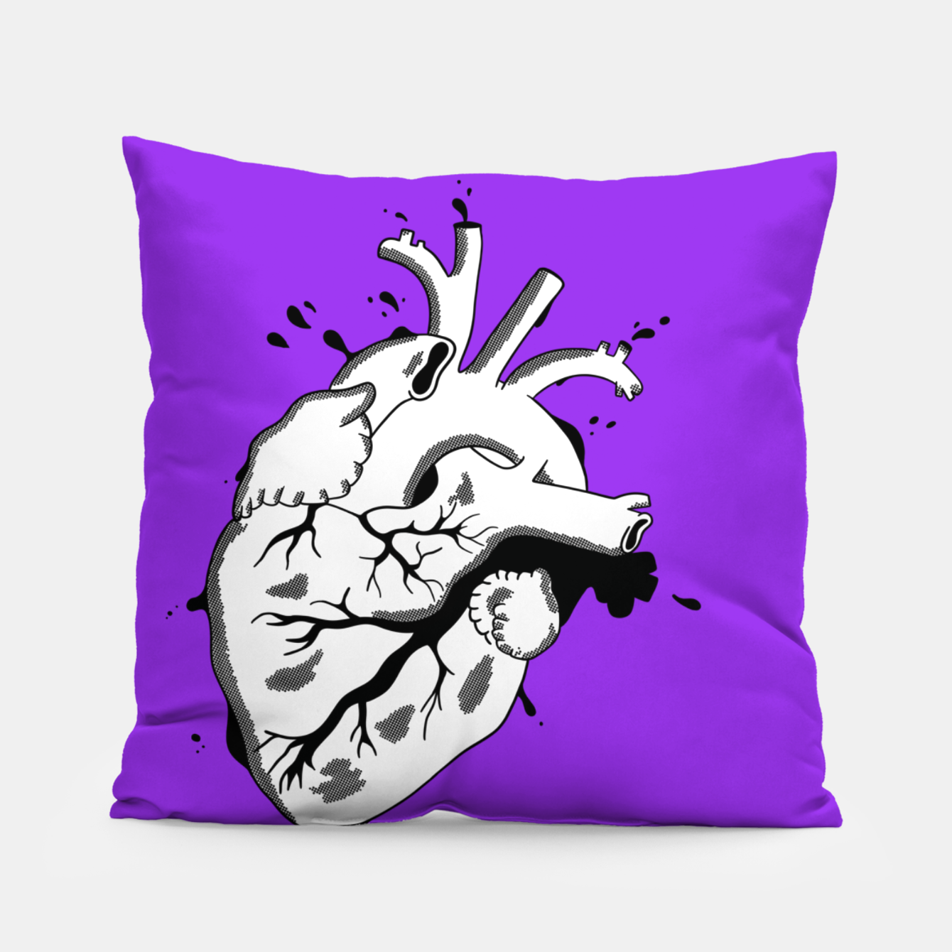 Image of Amore - Pillow - Live Heroes
