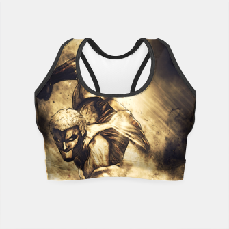 Thumbnail image of SNK Armored Crop Top, Live Heroes
