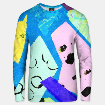 Thumbnail image of Crazy Unisex sweater, Live Heroes