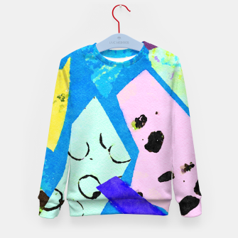Thumbnail image of Crazy Kid's sweater, Live Heroes