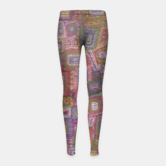 Thumbnail image of fara nume Girl's leggings, Live Heroes