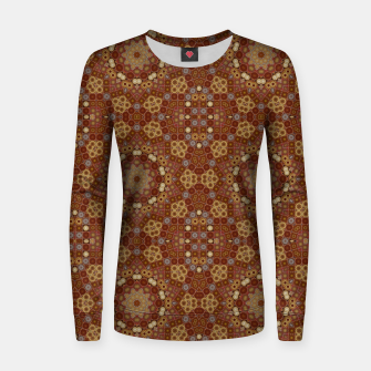 Miniature de image de Checkered Star Geometry  Women sweater, Live Heroes