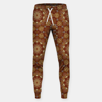 Miniature de image de Checkered Star Geometry  Sweatpants, Live Heroes
