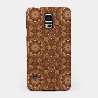 Miniature de image de Checkered Star Geometry  Samsung Case, Live Heroes