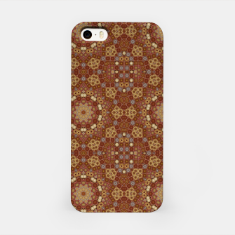 Miniature de image de Checkered Star Geometry  iPhone Case, Live Heroes