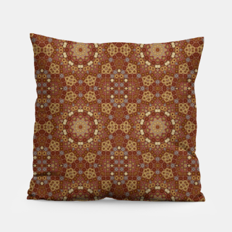 Miniature de image de Checkered Star Geometry  Pillow, Live Heroes