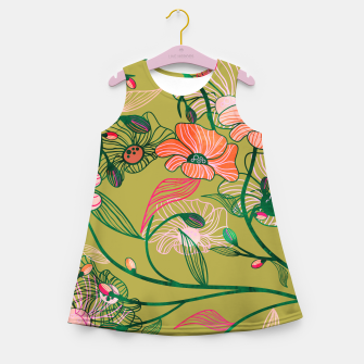 Thumbnail image of Twinning Girl's summer dress, Live Heroes