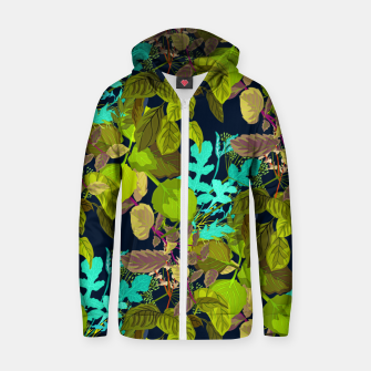 Thumbnail image of Herbs Zip up hoodie, Live Heroes