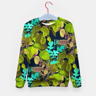 Thumbnail image of Herbs Kid's sweater, Live Heroes