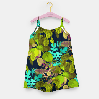 Thumbnail image of Herbs Girl's dress, Live Heroes