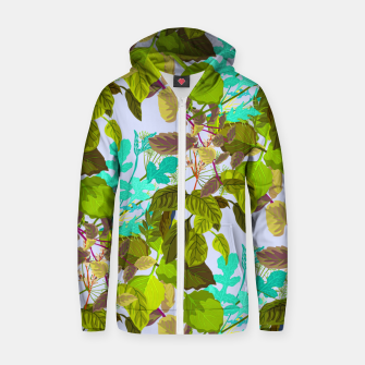 Thumbnail image of Herbs II Zip up hoodie, Live Heroes