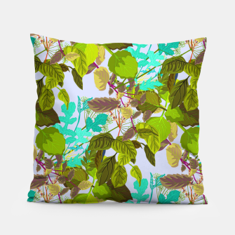Thumbnail image of Herbs II Pillow, Live Heroes