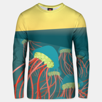 Thumbnail image of Jellyfish Unisex sweater, Live Heroes