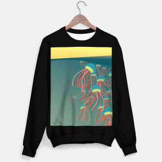 Miniature de image de Jellyfish Sweater regular, Live Heroes