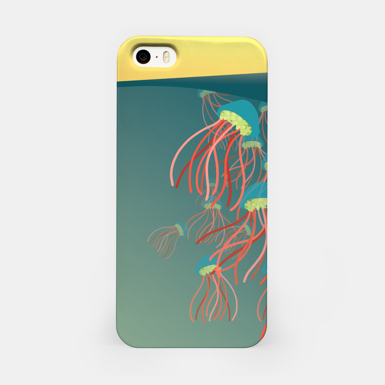 Foto Jellyfish iPhone Case - Live Heroes