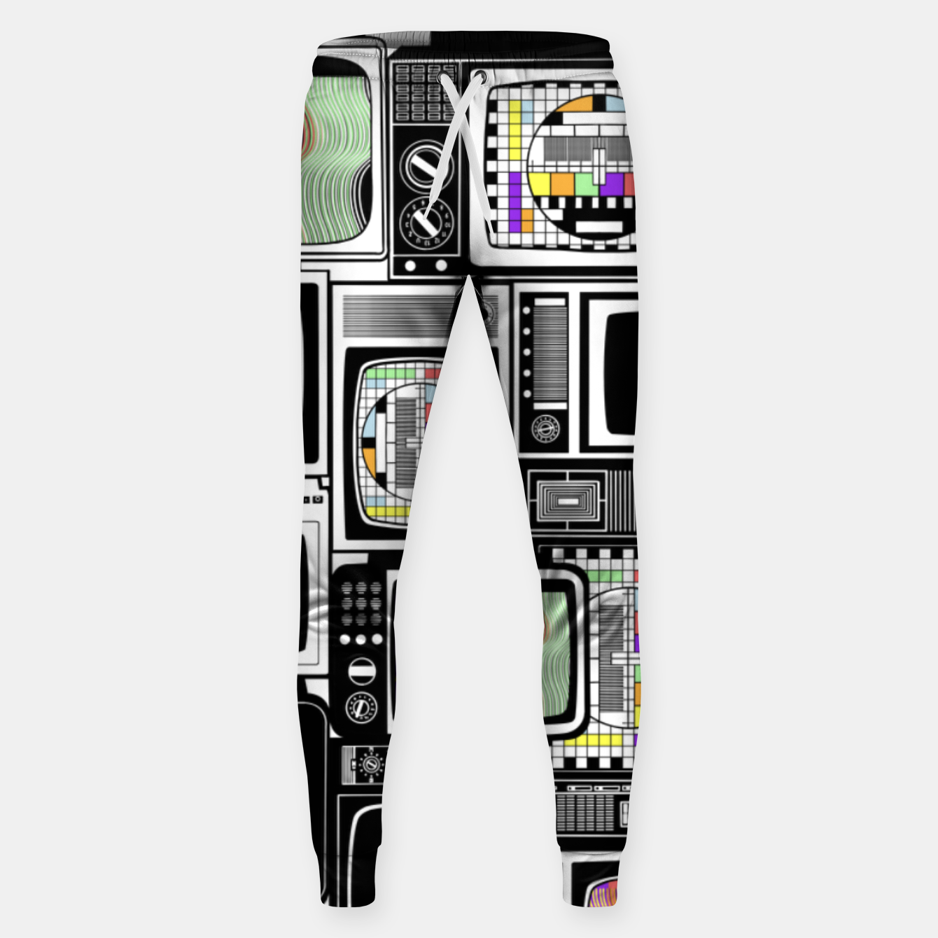 Image of Cathode ray tube - Sweatpants - Live Heroes