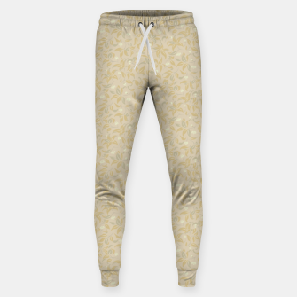 Thumbnail image of The wall of orange buds and blossoms in antique Sweatpants, Live Heroes