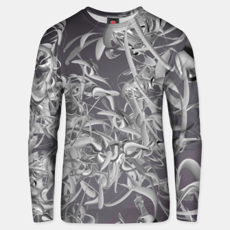 Thumbnail image of organic flow  Unisex sweater, Live Heroes