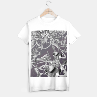 Thumbnail image of organic flow  T-shirt regular, Live Heroes