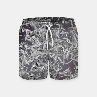 Thumbnail image of organic flow  Swim Shorts, Live Heroes