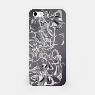 Thumbnail image of organic flow  iPhone Case, Live Heroes