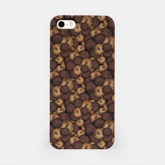 Thumbnail image of Chocolate Chip Cookies iPhone Case, Live Heroes