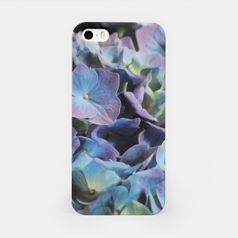 Thumbnail image of Hydrangeas iPhone Case, Live Heroes