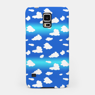 Thumbnail image of Clouds Samsung Case, Live Heroes