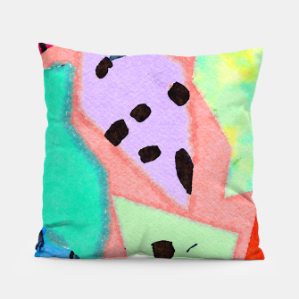 Miniatur Sweet Emotion Pillow, Live Heroes