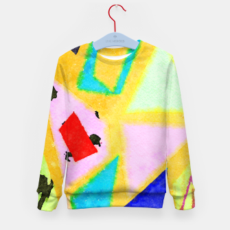 Thumbnail image of Queens Kid's sweater, Live Heroes