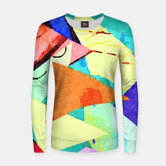 Thumbnail image of The Cellar Women sweater, Live Heroes