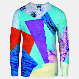Thumbnail image of Estranged Unisex sweater, Live Heroes
