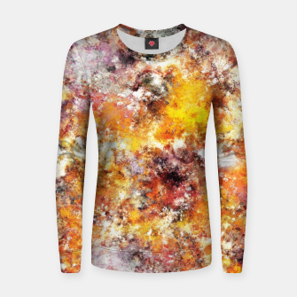 Thumbnail image of Obliterator Women sweater, Live Heroes