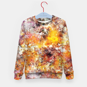Thumbnail image of Obliterator Kid's sweater, Live Heroes
