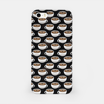 Thumbnail image of Coffee Pattern iPhone Case, Live Heroes