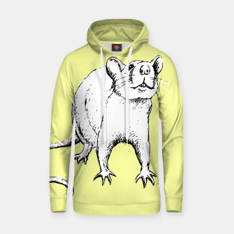 Thumbnail image of Hint of rat hoody, Live Heroes