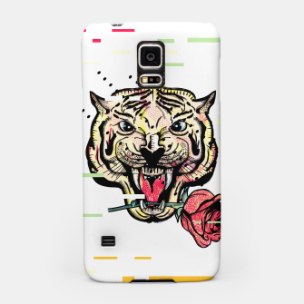 Thumbnail image of Geometric Tiger Samsung Case, Live Heroes