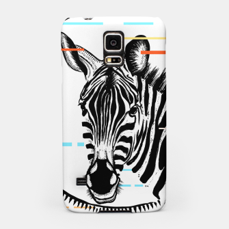 Thumbnail image of Zebra Geometric Samsung Case, Live Heroes