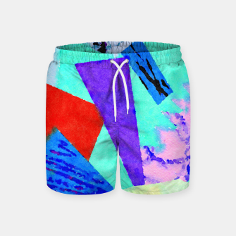 Thumbnail image of Estranged Swim Shorts, Live Heroes
