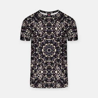 Thumbnail image of Modern Baroque Luxury Design T-shirt, Live Heroes
