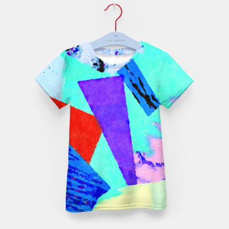 Thumbnail image of Estranged Kid's t-shirt, Live Heroes