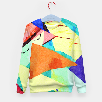 Thumbnail image of The Cellar Kid's sweater, Live Heroes