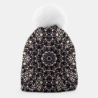 Thumbnail image of Modern Baroque Luxury Design Beanie, Live Heroes