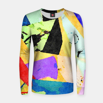 Thumbnail image of Paradise City Women sweater, Live Heroes