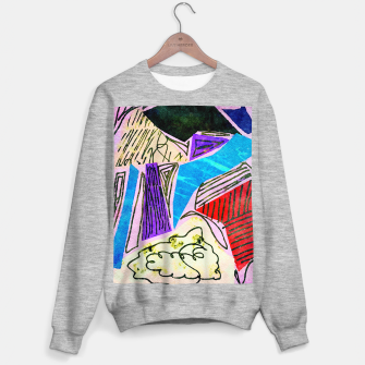 Thumbnail image of Noisy Clouds Sweater regular, Live Heroes