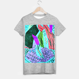 Thumbnail image of Coral Reefs T-shirt regular, Live Heroes