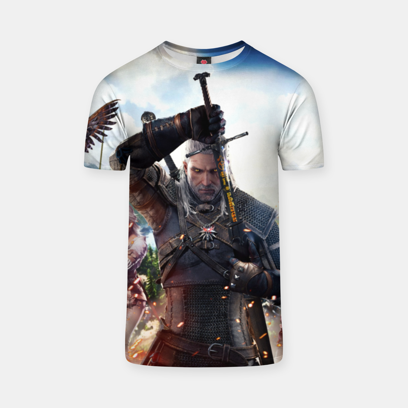 Image of witcher - Live Heroes